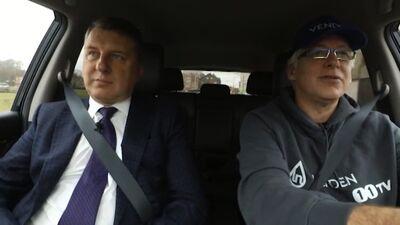 Vējonis par prezidenta pilnvarām un lomu Latvijā