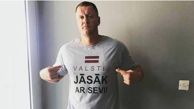 Basketbolists Kaspars Kambala plāno pievienoties partijai ''KPV LV'