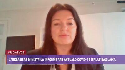 Speciālizlaidums: Labklājības ministrija informē par aktuālo COVID-19 izplatības laikā